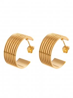 kolczyki re10 złoto biżuteria moie